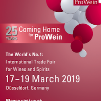 illustration :  ProWein Dusseldorf, Germany