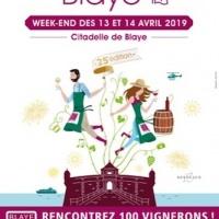 illustration : The 25th Printemps des Vins de Blaye