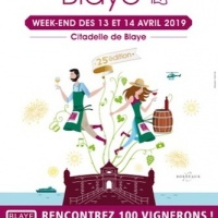 illustration : The 25th Printemps des Vins de Blaye