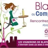 illustration : Venez nous rencontrer pour Blaye au comptoir à Paris !